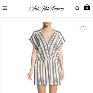 Caviar Joie Women's Merce Striped Dress